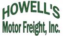 Howell's Motor Freight, Inc logo