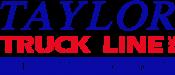 Taylor Truck Line Inc. logo