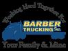 Barber Trucking logo