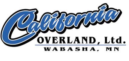 California Overland logo