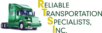 Reliable Transportation Specialists logo