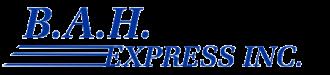 B.A.H. Express logo