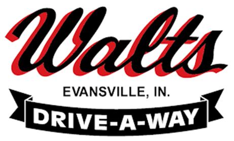 Walt's Drive-A-Way logo