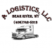 A Logistics, LLC logo