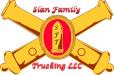 Slan Family Trucking logo