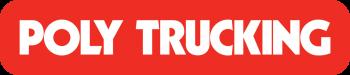 Poly Trucking logo