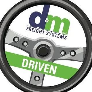 D&M Freight Systems logo