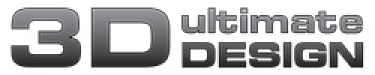 3D ULTIMATE DESIGN INC logo