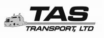 TAS Transport logo