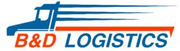 B&D Logistics  logo